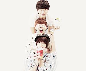 infinite, sunggyu, and sungjong image