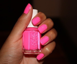 barbie, girly, and essie image