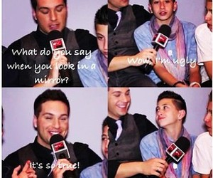 funny, lol, and mikey fusco image