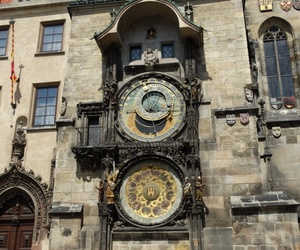 astronomy, castle, and prague image