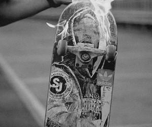 amazing, sk8, and art image