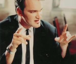 quentin tarantino, reservoir dogs, and movie image