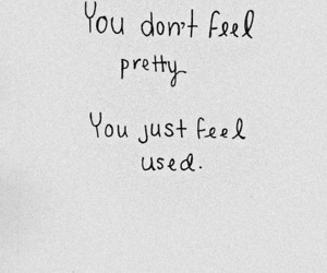quote, pretty, and used image