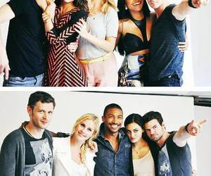 the vampire diaries, The Originals, and tvd image