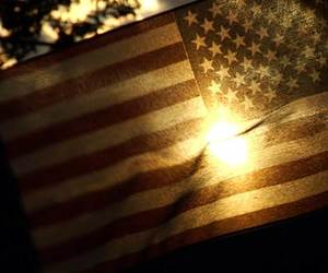 flag, america, and photography image