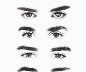 eyes, justin bieber, and justin image