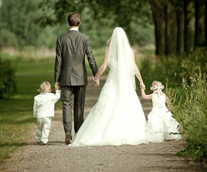 beautiful, family, and holding hands image