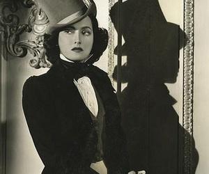 vintage and merle oberon image