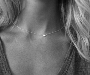 fashion blog, girl, and necklce image