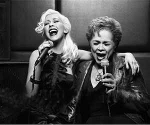 etta james, christina aguilera, and singer image