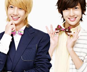 boyfriend, kpop, and jo twins image