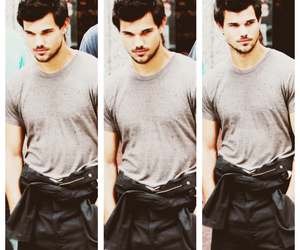 sexy and Taylor Lautner image