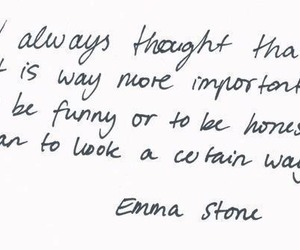 emma stone, love, and quotes image