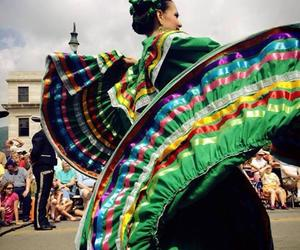 dance, folklore, and mexico image