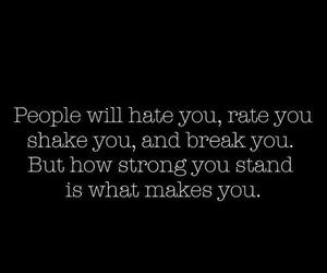 quote, people, and strong image