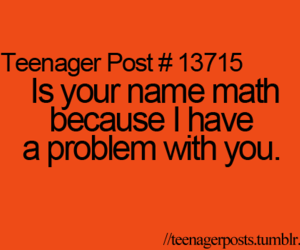 math, quote, and text image