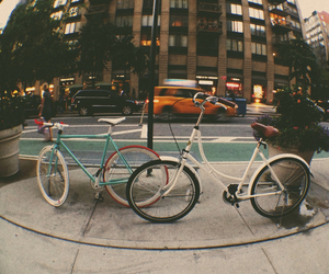 bike, photography, and city image