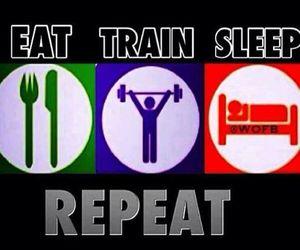 rules, training, and sleep image