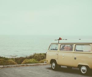 car, photograph, and sea image