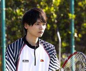 japanese, smart, and tennis image