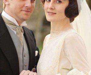 downton abbey, matthew crawley, and mary crawley image