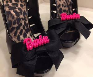 barbie, heels, and shoes image