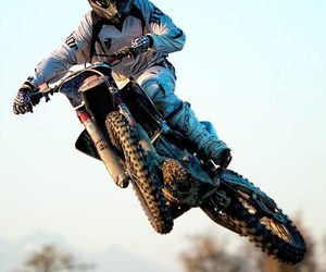 moto, motocross, and photography image