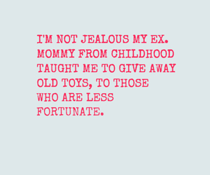 ex, ex boyfriend, and give away image