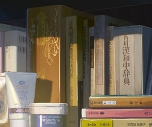 anime, books, and the garden of words image