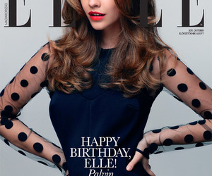 barbara palvin, model, and Elle image