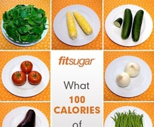 calories, food, and fresh image