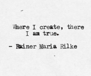 true, create, and quotes image