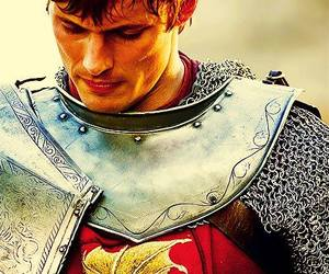 merlin and knight image