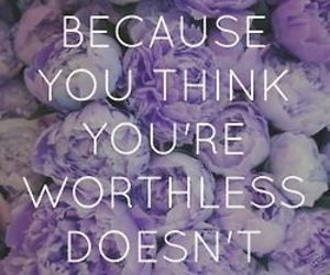 quote, true, and worthless image