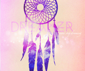 drawing, Dream, and dreamer image