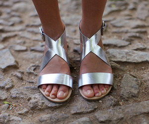 shoes, fashion, and sandals image