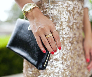 fashion, party, and glitter image