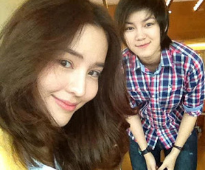 bestfriends, aom sushar, and tina jittaleela image