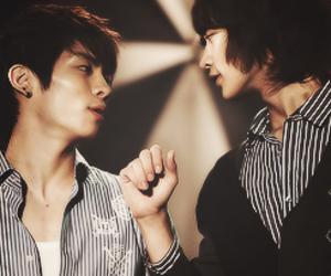 Minho, jongho, and Jonghyun image