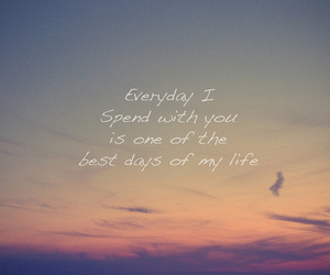 sky, everyday, and quote image