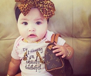 baby, cute, and LV image