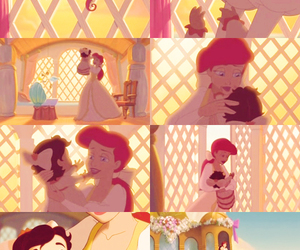 ariel, baby, and beautiful image