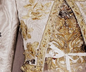 fashion, Christian Lacroix, and detail image