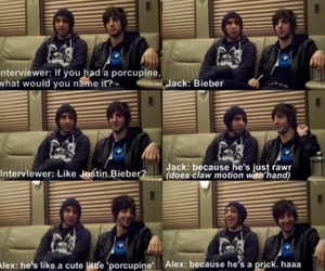 all time low, funny, and alex gaskarth image