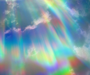 color, holographic, and rainbow image