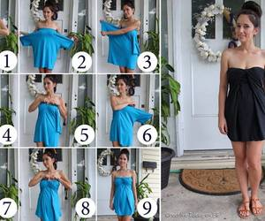 diy, do it yourself, and dress image