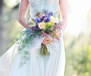 flower, photography, and wedding image