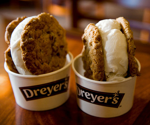 food, ice cream, and dreyers image