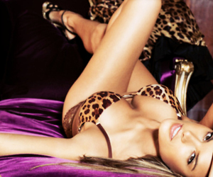 alessandra ambrosio, leopard, and model image