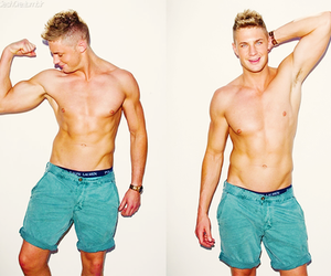 geordie shore, muscles, and scott image
